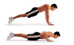 push up for chest