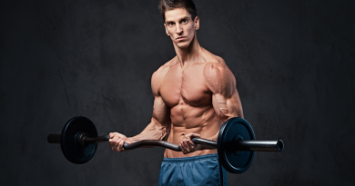How to increase biceps size   Fitkill
