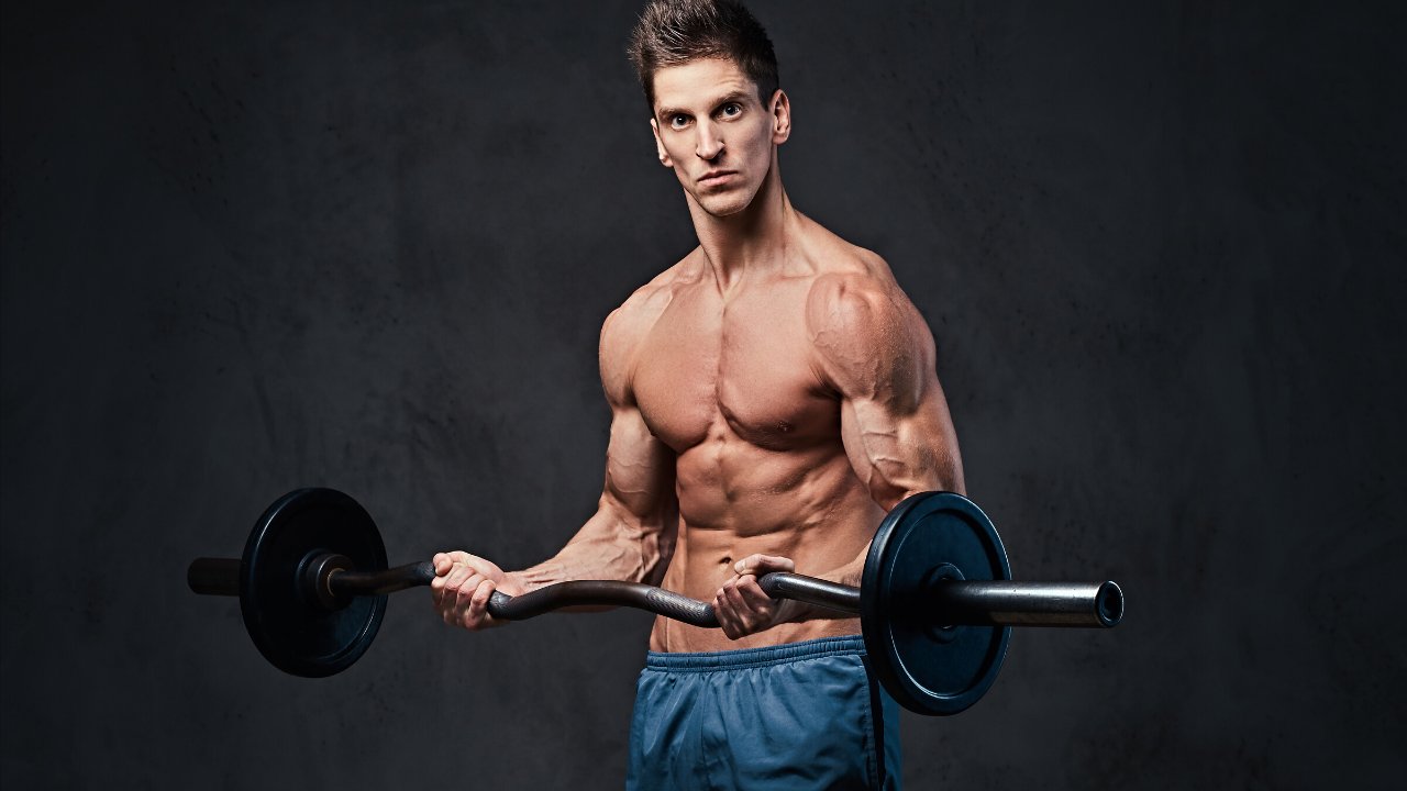 How to increase biceps size