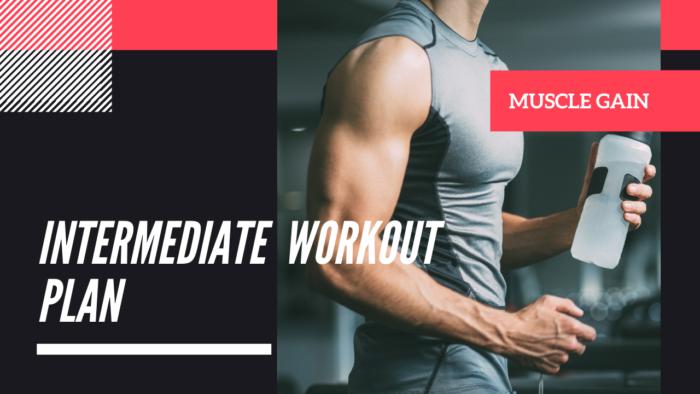 Intermediate Workout plan   Fitkill