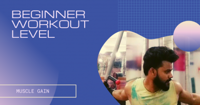 beginner workout level | Fitkill