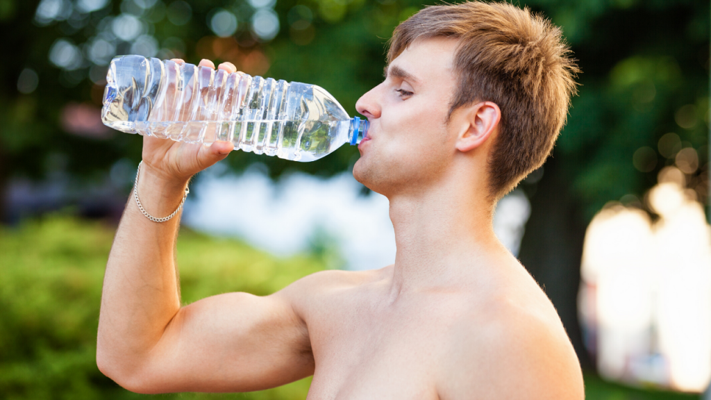 Drink plenty of water (Stay Hydrated)