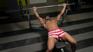 flat bench press | Chest exercise