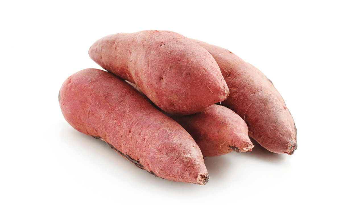 sweet potato - what to eat build muscle