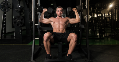 Best Shoulder Exercises For Men to get strong and bigger shoulder | Fitkill