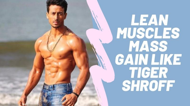 Healthy snacks to lean muscles mass gain