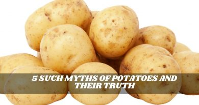 Eating potatoes weight gain, 5 such myths of potatoes and their truth