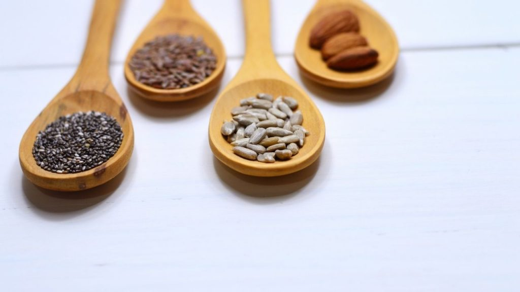 Nuts and seeds For Better Sex Performance